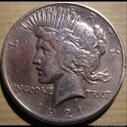 1921 Dollar