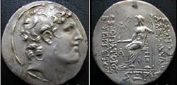 Alexandre I Balas 150-145 BC. - Tetradra...