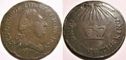 George III - Golden Jubilee Token 1809 U...
