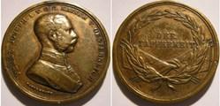 Franz Joseph Ist - 1914-1918 War Medal -...