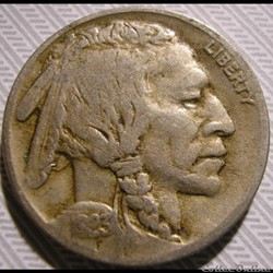 1923 5 Cents