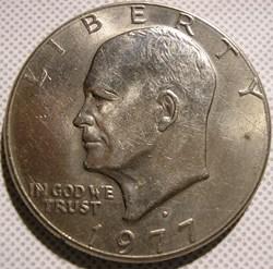 1977 Denver Dollar