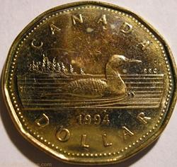 Elizabeth II - One Dollar 1994