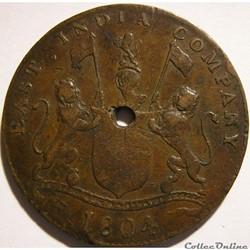 Sumatra - 4 Keping 1804 - British East India Company