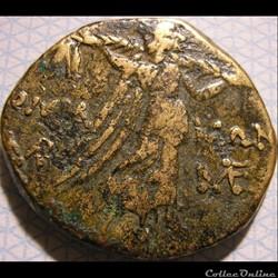Laodikeia, Phrygia, ca. 80 BC. - Tetrach...