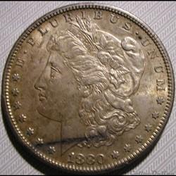 1880 San Francisco Dollar