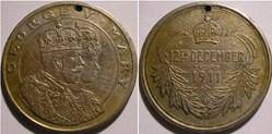 George V & Mary - 1911 Coronation - Delh...