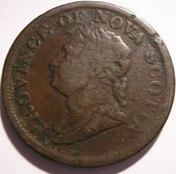 George IV - One Penny Token 1832 - Nova ...