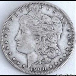 1900 New Orleans Dollar