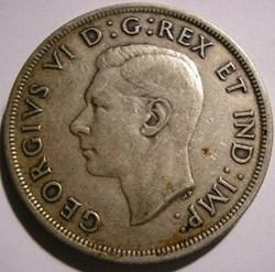 George VI - 1 Dollar 1937