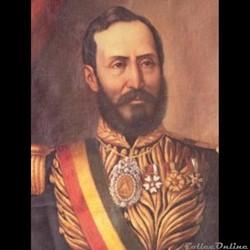 monnaie monde bolivie 1854 potosi medaille al salvador de la dignidad nacional