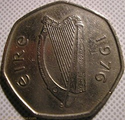 50 Pence 1976