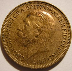 George V - Farthing 1936 - Great Britain