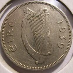 6 Pence / 6 Pingin 1939