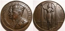 George VI & Elizabeth - 1937 Coronation ...