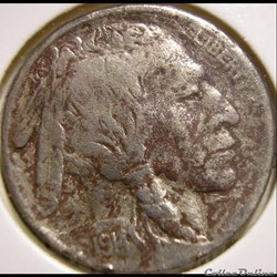 1914 5 Cents