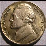 Jefferson Five Cents (1938- )