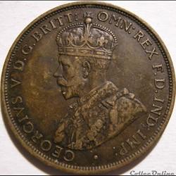 George V - 1/12 Shilling 1911 - Jersey