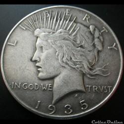 1935 Dollar