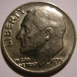 1975 Dime