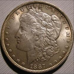 1887 Dollar One