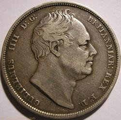 William IV - Half Crown 1834