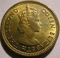 Elizabeth II - 5 Cents 1978 - Hong Kong