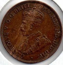 George V - 1/24 Shilling 1935 - Jersey