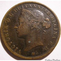 Victoria - 1/12 Shilling 1894 - States of Jersey