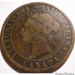 Victoria - One Cent 1895