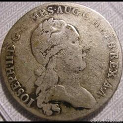 1781 Ducato di Milano e Mantova, Lira - Joseph II d'Absurgo (Austria)
