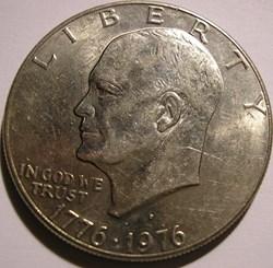 1976 Denver Dollar - Bicentennial