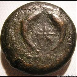 Syracuse, Sicily - Litra Æ28 - ca. 344-336 BC.