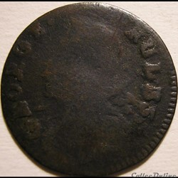 ca. 1760-1797 George Rules - Farthing To...