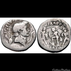 002. Pompey the Great (106 BC - 48 BC)
