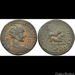 CILICIA, Tarsus. Trajan Decius.