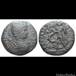 Thrace, Hadrianopolis. Geta