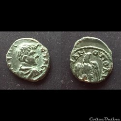 Moesia Inferior, Marcianopolis; Geta
