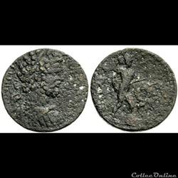ACHAEA. Patrae; Septimius Severus