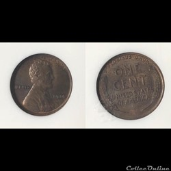 1914P Lincoln Cent MS66 Brown
