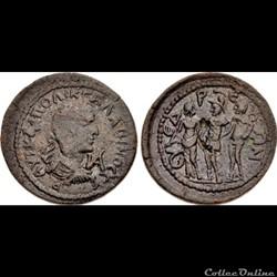 CILICIA, Syedra. Gallienus