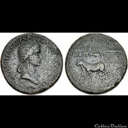 022. Agrippina Senior