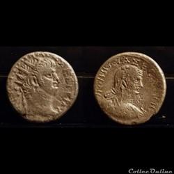 029. Poppaea and Nero