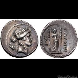P. Clodius M.f. Turrinus