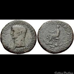 019. Nero Claudius Drusus