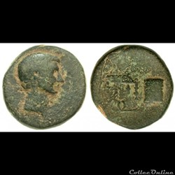 Asia Minor, Uncertain mint; Augustus