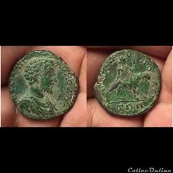 Thrace, Hadrianopolis; Commodus