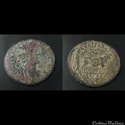 JUDAEA, Caesarea Maritima. Hadrian.