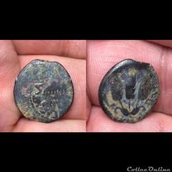 JUDAEA, Herodians. Agrippa I