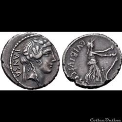 C. Vibius C.f. C.n. Pansa Caetronianus